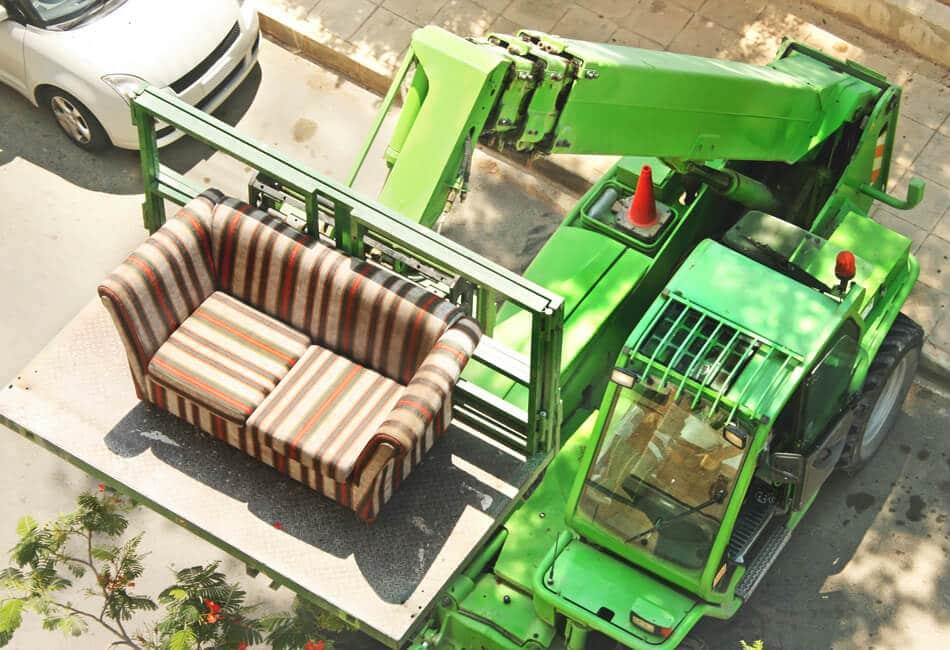 Hible Morineau monte-meubles